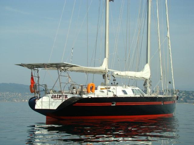 Second hand boat sales engine catamaran - Navy Service