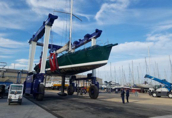 wally77 à port navy service