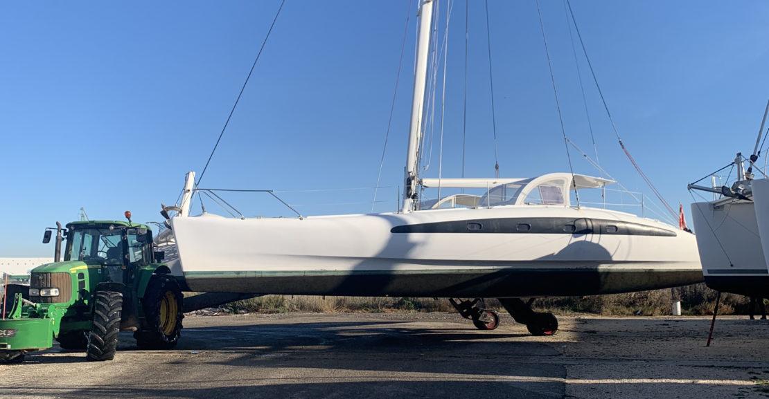 Catamaran Tektron 50