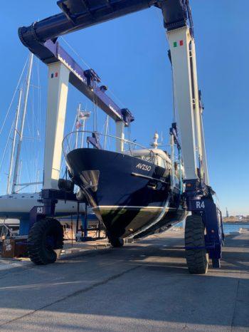 Trawler 1500 Van Vossen