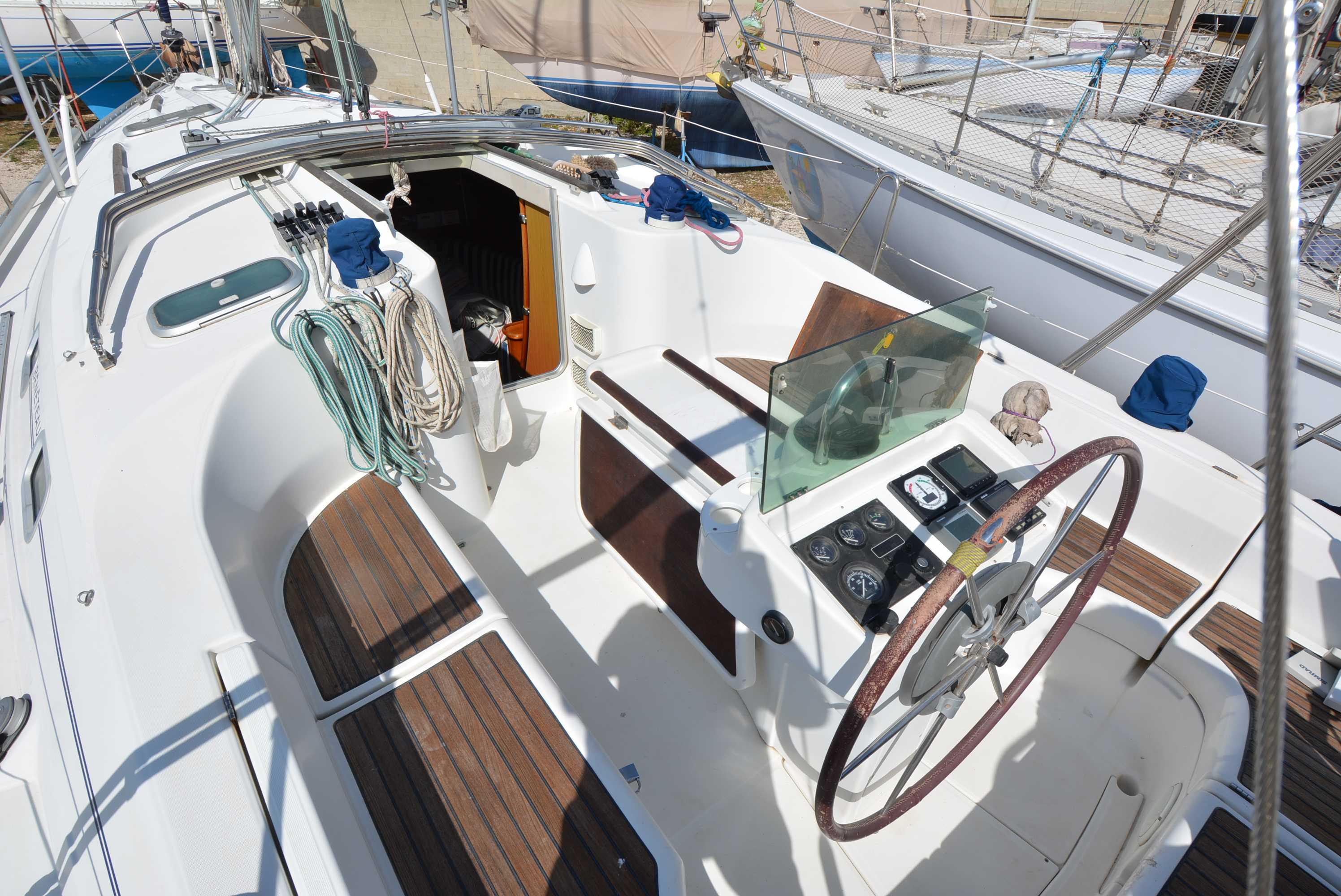 OCEANIS CLIPPER 381 BENETEAU