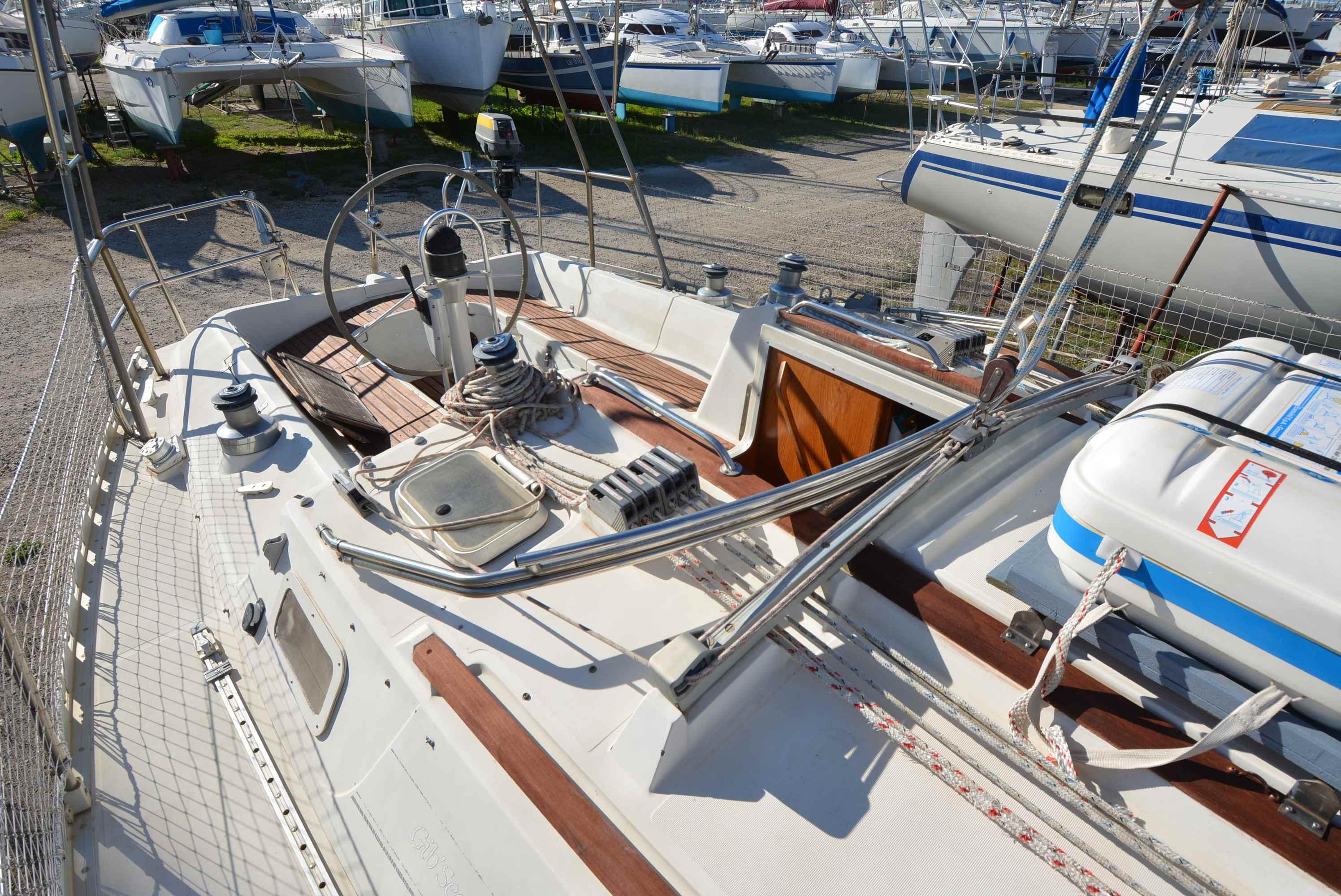 GIB SEA 372 GIBERT MARINE